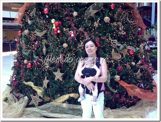 Árvore de Natal do Hilton, em Buenos Aires