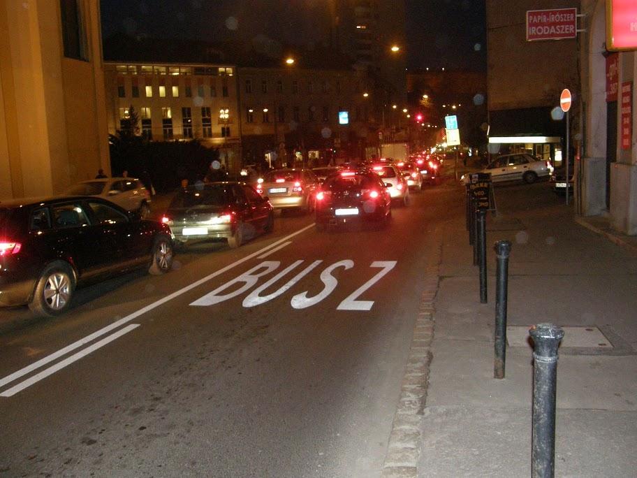1 kerület, Alagút, blog, Budapest, Budavár, buszsáv, I. kerület, szabálytalanság, tömegközlekedés, Várnegyed