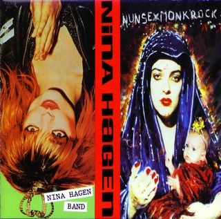 Nina Hagen - Nun Sex Monk Rock Nina Hagen Band-1982. Genre : rock/pop