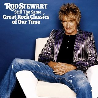 Rod Stewart - Thanks For The Memory... The Great American Songbook: Volume