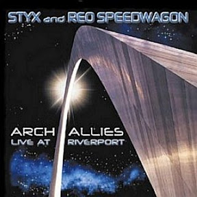 Styx - Styx REO Speedwagon Arch Allies (Disc 1)