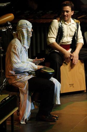 Talamba ütőegyüttes koncert