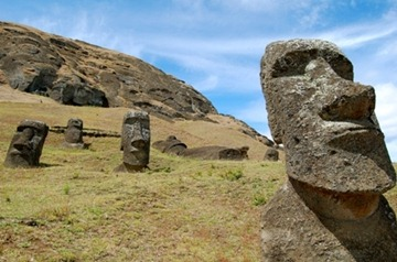 Easter island carbon dating
