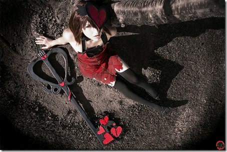 kingdom hearts cosplay - kairi 02