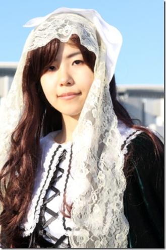 rozen maiden cosplay - suiseiseki 04