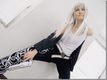 air gear cosplay - wanijima kaito