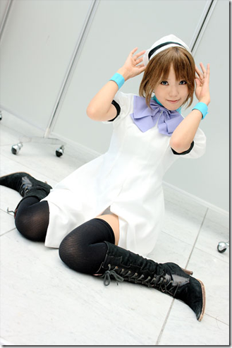 higurashi no naku koro ni cosplay - when the cicadas cry - ryugu rena by kipi