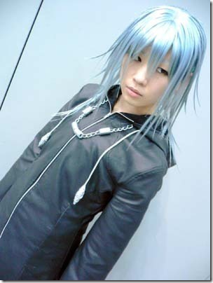 kingdom hearts 2 cosplay riku