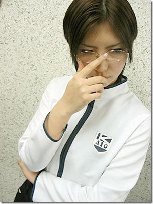 hikaru no go cosplay - kishimoto kaoru