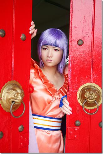dead or alive cosplay - ayane by shizuka / rainer tachibana