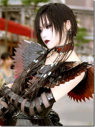 unknown cosplay 009 - nana (?)- dir en grey cosplay - toshiya