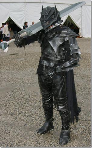 berserk cosplay - guts
