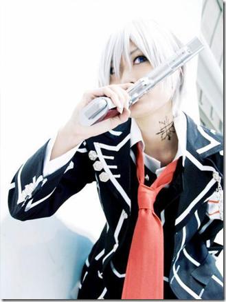 vampire knight cosplay - kiryuu zero