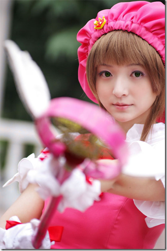 card captor sakura cosplay - kinomoto sakura 05