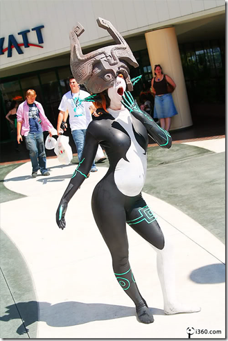 Cosplay on Cosplay Holic  The Legend Of Zelda  Twilight Princess  Midna