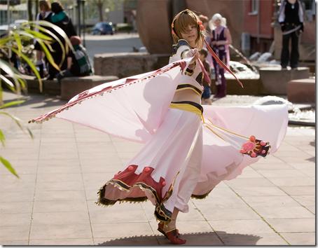 tsubasa - reservoir chronicle cosplay - sakura 02