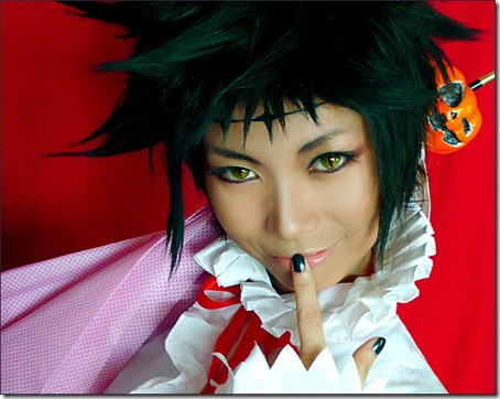 d. gray-man cosplay - road kamelot