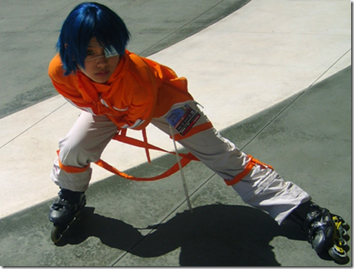 air gear cosplay - wanijima akito agito 03