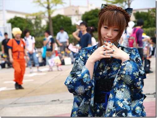 unknown cosplay 74 from comiket 2010