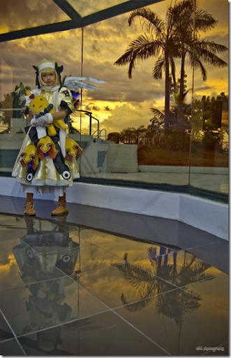magna carta: crimson stigmata cosplay - maya