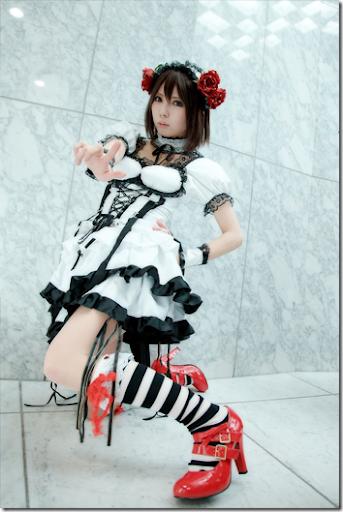 the melancholy of suzumiya haruhi cosplay - suzumiya haruhi 05 by mizuno shiro
