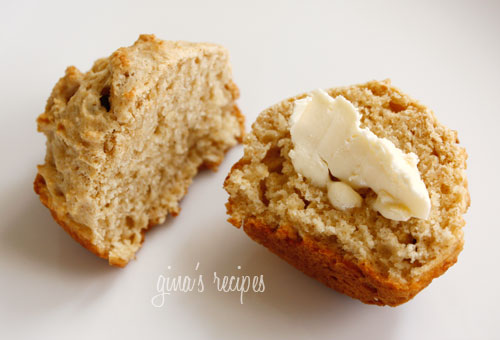 Whole Wheat Irish Soda Bread Muffins | Get Dinner on the Table