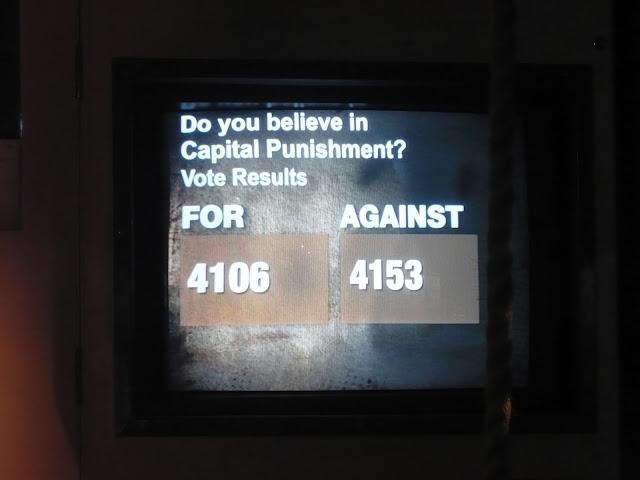 Votación pena capital