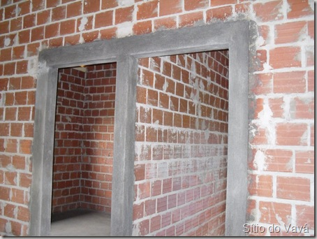 portas dos quartos
