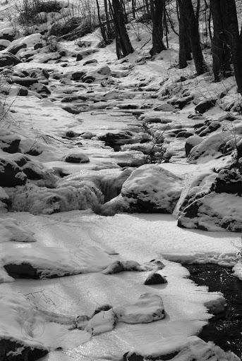 Gelo in Valle Maira