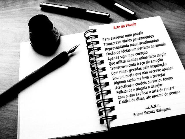 Arte da Poesia