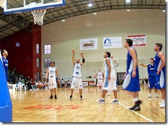 basquet oran