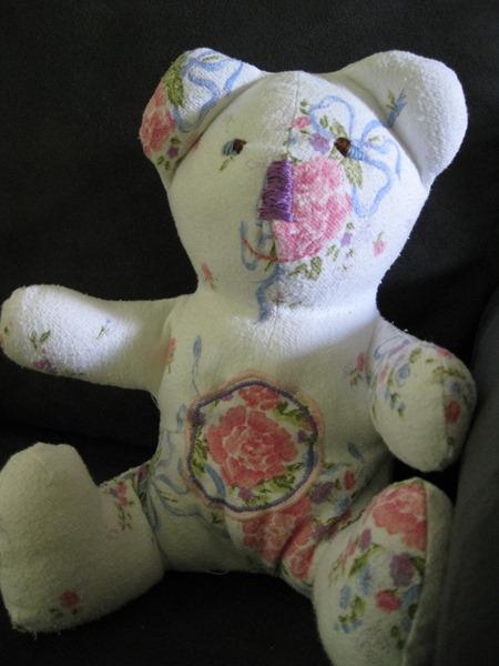 flannelette  teddy