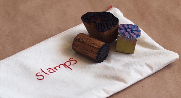 stamp case