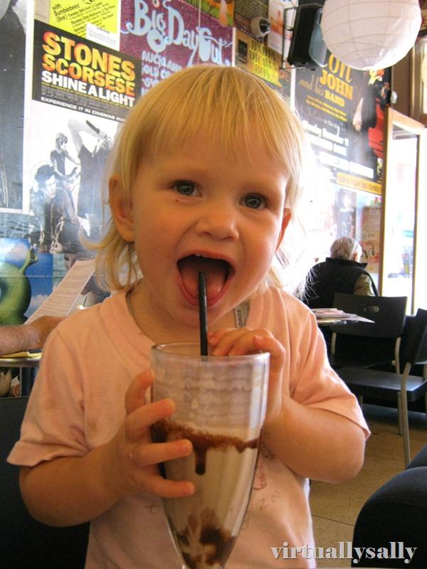 milkshake love