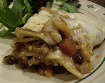Hot Mexican Lasagna (640x503)