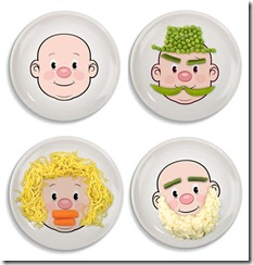food-face-dinner-plate