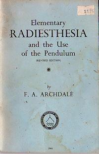 radiesthesia