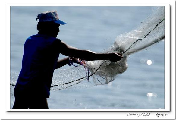 太平溪口捕魚0399