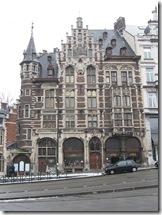cladiri tipice Bruxelles