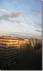 Soare peste Bruxelles