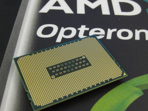 AMD lança processador  mais rápido