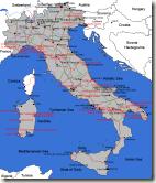 Carsismo - Carta d'Italia