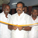 THANGAM THENNARASU OPENING THE KGBV RESIDENTIAL SCHOOL NEW BUILDING at NARIKUDI