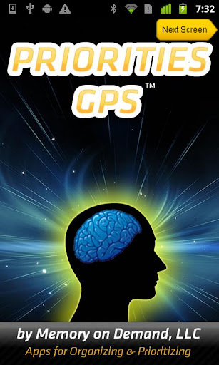 Priorities GPS from MOD