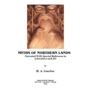 Myths Of Northern Lands Cover