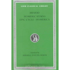Hesiod The Homeric Hymns And Homerica Cover