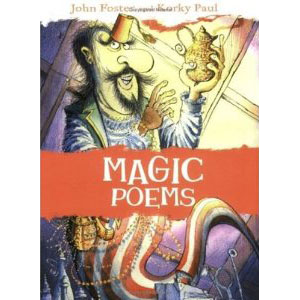 Magic Poems Cover