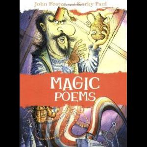 Magic Poems Cover