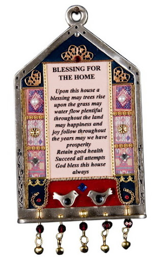 Home Blessing Magick Cover
