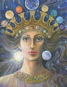 Goddess Ishtar In Her Praise In Her Image Cover